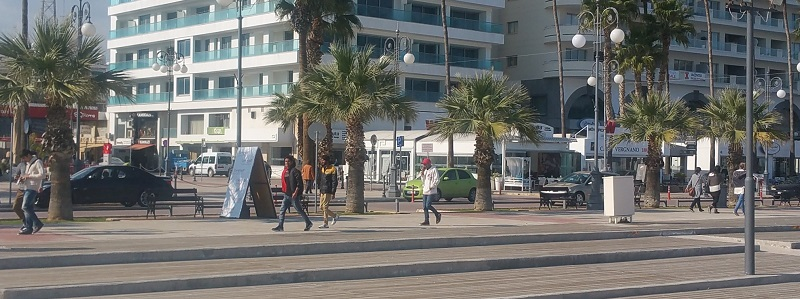 Larnaca weather - Clothes to wear in February