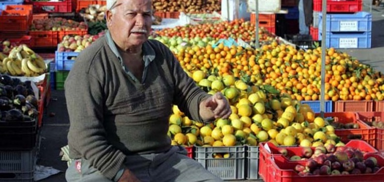 Fruits of the winter season you can find in Cyprus