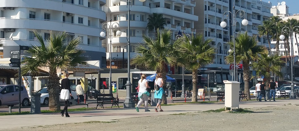 Larnaca weather in February and what clothes to wear
