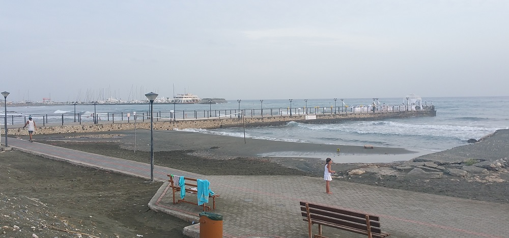 Limassol weather in October