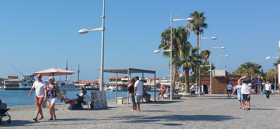 Cyprus Weather and what to were in Paphos