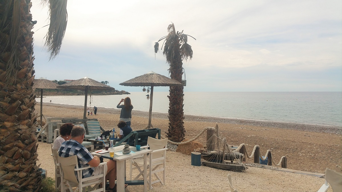 Paphos weather in November
