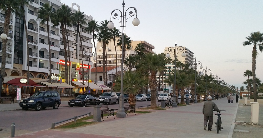 What to waer at Larnaca in December