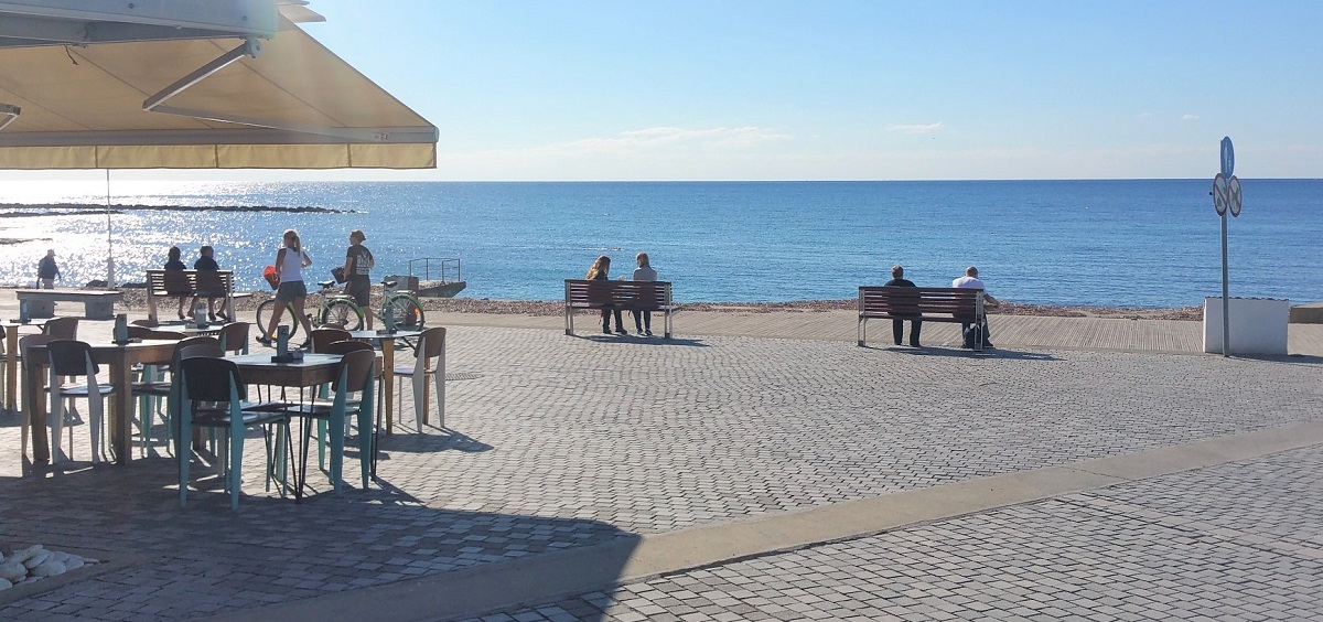 December at Kato Paphos with great sunny weather